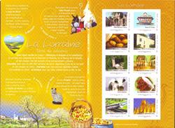 Collector 2009 - La Lorraine Comme J'aime -  10 TP Adhésifs Lettre Prioritaire  20 G - Collectors