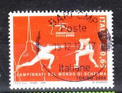 Italia   -  2006. Mondiali Di Scherma. World Fencing Championships - Scherma
