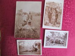 Photo De Chasse  ;antilope  ; 4 Photos - Photographs