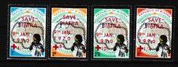 Biafra Croix Rouge Save Biafra - Postzegels