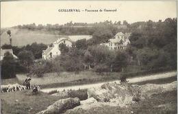 6718 CPA Guillerval Panorama De Garsenval - Autres Communes