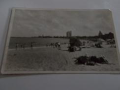 B659  Montevideo Uruguay Playa Pocitos Cm13,5x8,5 Viagg. - Uruguay