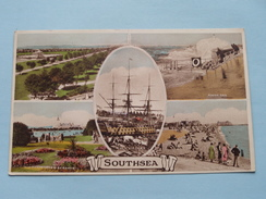 Views SOUTHSEA () Anno 1938 ! - Portsmouth