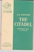 THE CITADEL De A.J CRONIN - Culture