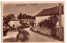 LANCIN: Route De Courtenay - France