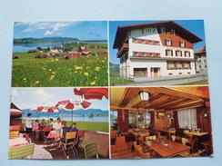 Landgasthof Schlüssel WILLERZELL Am SIHLSEE (Fam. Schönbächler) Anno 19?? ( Zie Foto's Voor Detail ) ! - SZ Schwyz