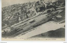 BERCK PLAGE - La Gare De Marchandises Et Environs - Vue Prise Par Cerf Volant GOMES Et Cie - Berck
