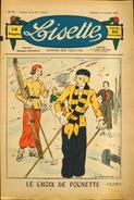 LISETTE - Journal Des Fillettes - N° 46 - Seizième Année - Dimanche 15 Novembre 1936 - En BE - Lisette