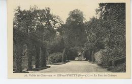 GIF SUR YVETTE - Le Parc Du Château - Gif Sur Yvette