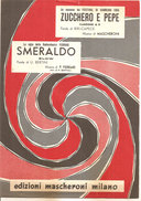 ZUCCHERO E PEPE - SMERALDO FERRARI - MASCHERONI - Folk Music
