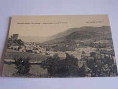 Bourdeaux - Ruines De Bourdaux Et De Mornans - Cpa - Frankreich