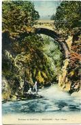 01 IZERNORE ++ Pont D'Enfer ++ - Francia
