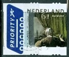 Niederlande 2004 Mi. 2191 Gest. Gemälde Frau Priority - Arte