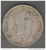EAST AFRICA 1 SHILLING 1949 GEORGIUS VI - Monete