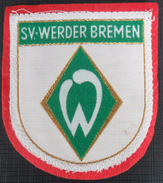 SV Werder Bremen GERMANY  FOOTBALL CLUB CALCIO OLD PATCHES - Uniformes Recordatorios & Misc