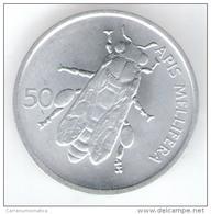 SLOVENIA 50 STOTINOV 1992 - Slovenia