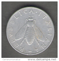 ITALIA 2 LIRE 1954 - 2 Lire