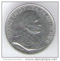 VATICANO 100 LIRE 1992 - Vaticano (Ciudad Del)
