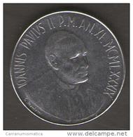 VATICANO 100 LIRE 1989 - Vaticano