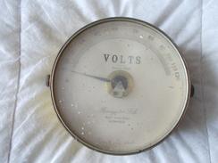 VOLTS Rougiere Fils Boulevard Louis Blanc Limoges Brevet N° 192.500 - Altre Collezioni