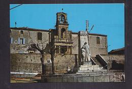 CPSM 30 - GALLARGUES LE MONTUEUX - Le Temple Et Le Monument - TB PLAN - Gallargues-le-Montueux