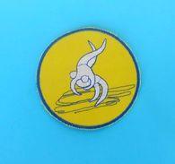 JUDO - Nice Rare Embroidered Patch * Ecusson Flicken - Martial Arts