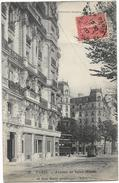 PARIS 12 Eme Avenue De Saint Mandé Et Rue Ruty Prolongée     .G - Arrondissement: 12