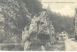 Gorges De Court La Station électrique Moutier Court - BE Berne