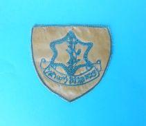 ISRAEL - Original Vintage Unkown Patch * Judaica Jewish Ecusson Flicken - Sports