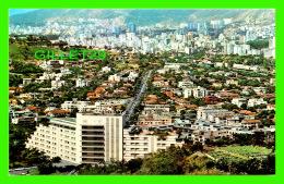 CARACAS, VENEZUELA - HOTEL TAMANACO, Y URBANIZACION LAS MERCEDES -  SANTIAGO C. A. CARACAS - - Venezuela