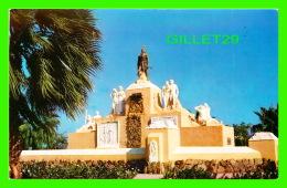 MARACAIBO, VENEZUELA -MONUMENTO AL CACIQUE MARA -  SANTIAGO C. A. CARACAS - - Venezuela