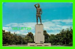 MARACAIBO, VENEZUELA -MONUMENTO AL CACIQUE MARACAY -  SANTIAGO C. A. CARACAS - - Venezuela
