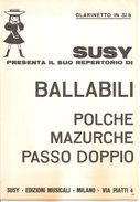 SUSY PRESENTA IL SUO REPERTORIO DI BALLABILI - Musica Popolare