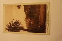 CPA CARTE POSTALE ANCIENNE VIERGE MAGHREB MAROC TAROUDANT 402 FLANDRIN UNE CASBAH SUR LA FRONTIERE DE MAURITANIE PAYSAGE - Autres