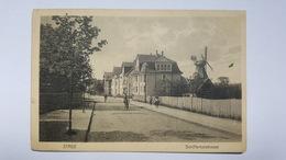 Allemagne - Stade - Schiffertorstrasse - Moulin à Vent/ Muhle Windmuhle - Belle Carte Toilée - Stade