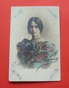 Ca. 1900 (1927) - Woman --- Femme --- 174 - Illustrateurs & Photographes