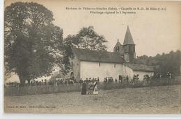 38 Isère - Env . De Virieu Sur Bourbre Chapelle De Notre Dame De Milin Pélerinage Régional Le 8 Septembre - Virieu