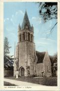 18 - LE SUBDRAY - Eglise - Autres Communes