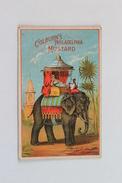 COLBURN'S PHILADELPHIA MUSTARD, Elephant, Trade Card - Trade Cards