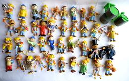 LOT GEANT De 40 FIGURINES BOB LE BRICOLEUR  -  HIT - Figurine - Figurines