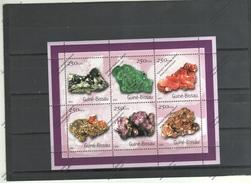 GUINEA BISSAU Nº  825 AL 830 - Minerals
