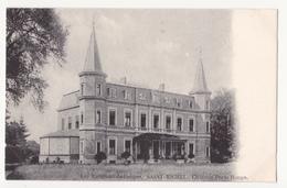 Sint Michiels: Château  Porte Rouge. - Brugge