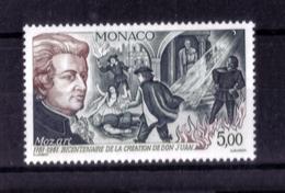 N*  1609  NEUF** - Monaco