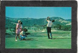 St.Croix,U.S.Virgin Islands-Fountain Valley Golf Course, Par 3, 1950s - Mint Antique Postcard - Vierges (Iles), Britann.