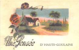 44 - LOIRE ATLANTIQUE / Fantaisie Moderne - CPM - Format 9 X 14 Cm - HAUTE GOULAINE - France