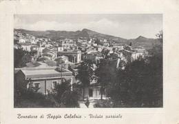 CARTOLINA: BENESTARE DI REGGIO CALABRIA - VEDUTA PARZIALE - F/G - B/N - VIAGGIATA - LEGGI - Italie