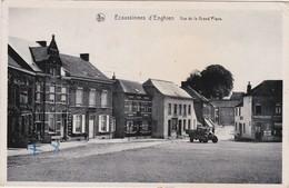BELGIQUE BELGIE     ÉCAUSSINNES D'ENGHIEN  Vue De La Grand'Place - Ecaussinnes