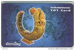 Thailand Phonecard TOT Nr. 302 Ring