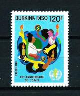 Burkina Faso  Nº Yvert  769  En Nuevo - Burkina Faso (1984-...)