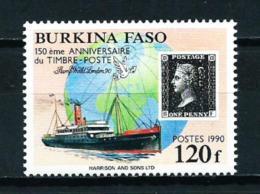 Burkina Faso  Nº Yvert  817  En Nuevo - Burkina Faso (1984-...)